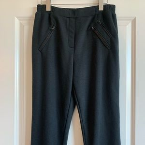 BCBG Black Brooks Jogger Pants